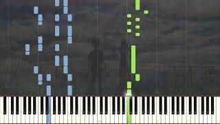 Voice of Wind-Weathering With You (Piano)
