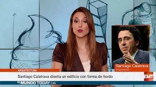 Santiago Calatrava diseña un rascacielos con forma de ñordo  | El Mundo Today 24H