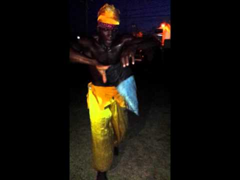 PART 3  THE JAMAICAN FIRE MAGICIAN BY DJ GLOBAL