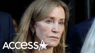 What Will Felicity Huffman's Time Behind Bars Be Like? Prison Consultant Weighs In As Sentence Begin
