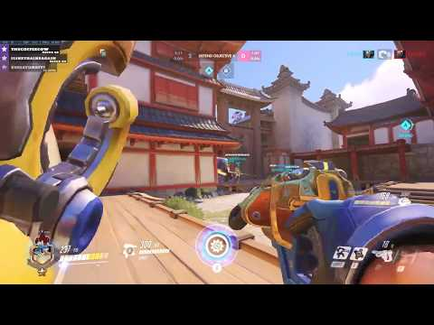 [Twitch | Torbjorn] Hanamura - Leaves fall from trees in the fall