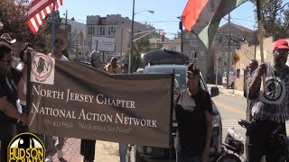 National Action Network rallies against police brutality in Jersey City