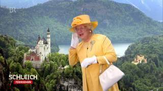 Helmut Schleich – Queen Elizabeth II. ist do dahoam