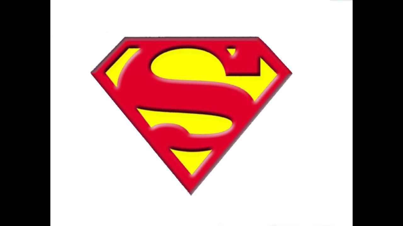 Супермен значок фото