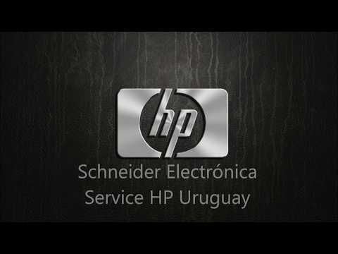 Service HP Uruguay