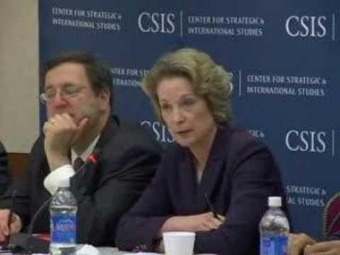 Susan Eisenhower speaks at CSIS panel on Smart Power