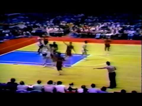 1977 NBA Finals Gm. 1 Blazers vs. Sixers (1/6)