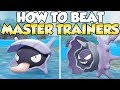 How To Beat Shellder & Cloyster Master Trainers Guide! | Pokemon Let's Go