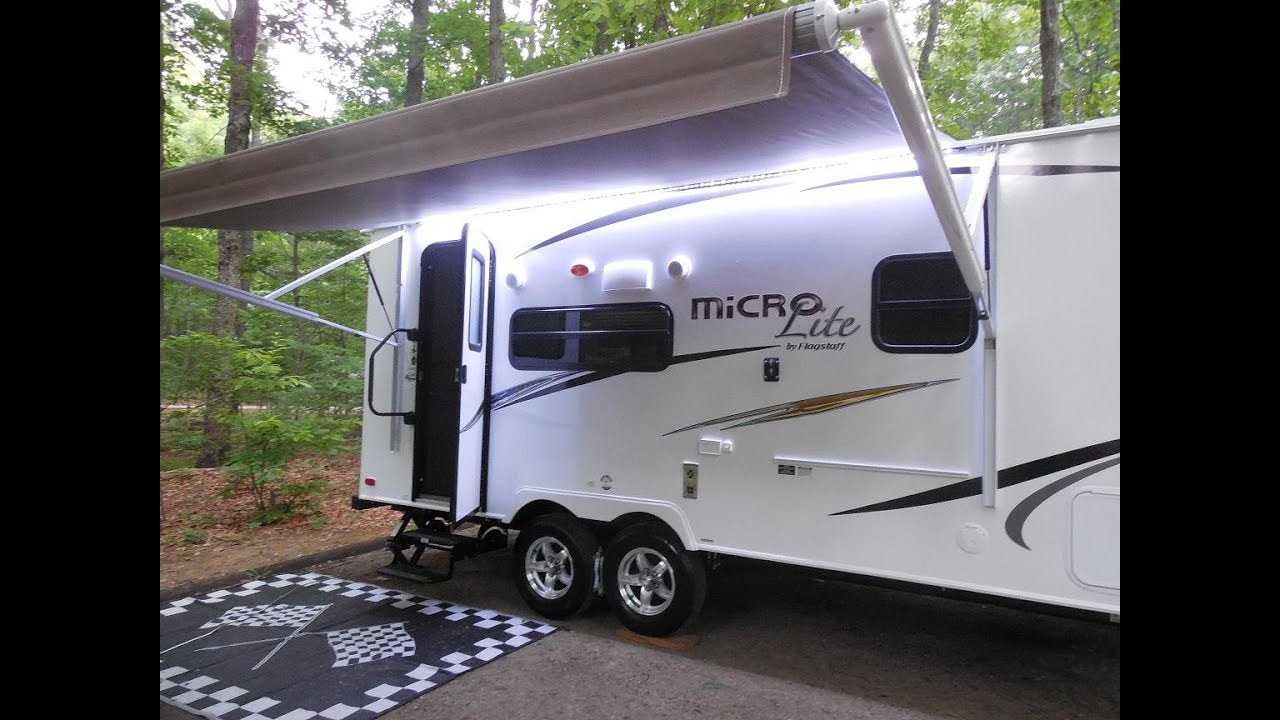 Microlite Travel Trailer >> Micro Lite 21fbrs Travel Trailer 2015