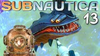 "Subnautica Gameplay Ep 13 - ""FREEZE SUCKAAA!!!"" 1080p PC"