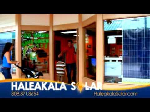 Haleakala Solar : Legend (00:30)