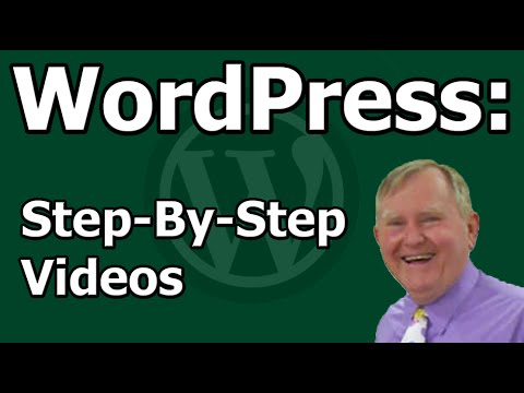 How to Move an HTML Website to a Wordpress Website hosted by HostGator