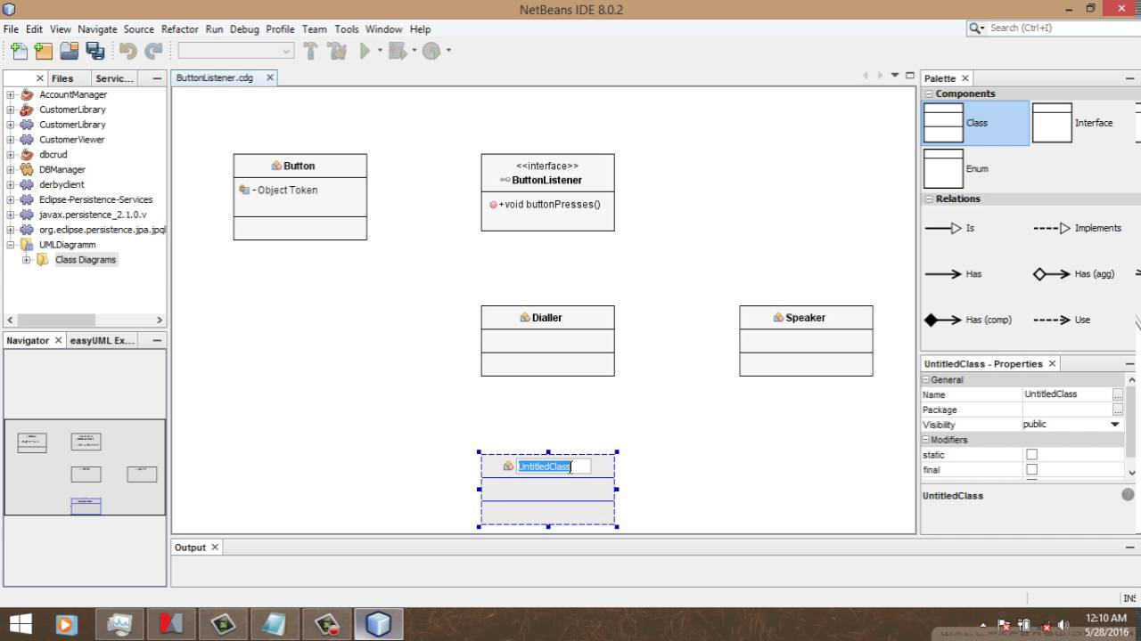 Uml diagram generate to code with netbeans indo youtube uml diagram generate to code with netbeans indo ccuart