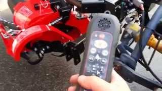 Repeat youtube video コバシ オートあぜ塗り機 ガイヤ XRM870 富山県(有)田辺農機