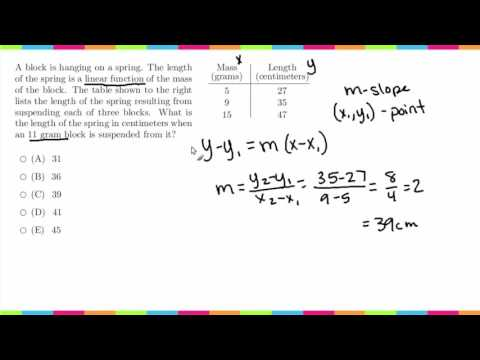 MDTP Mathematical Analysis Readiness Test (MR): Solution to #16