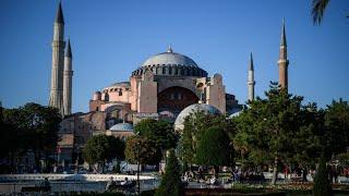 Erdogan reopens Hagia Sophia for Muslim worship, angering Christian leaders