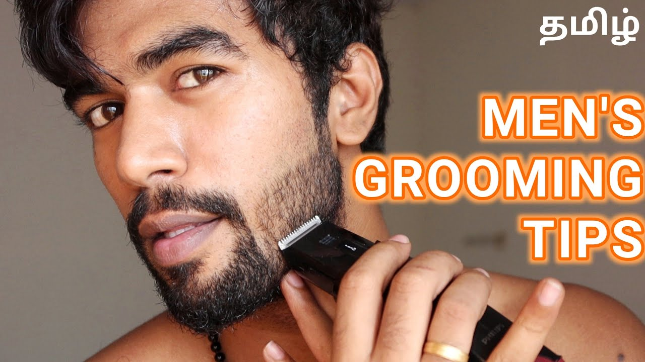 Download 7 GROOMING TIPS TO LOOK HANDSOME   MEN'S FASHION   TAMIL