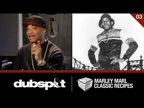 Marley Marl Classic Recipes  Recreating MC Shan The Bridge w Akai MPC Renaissance