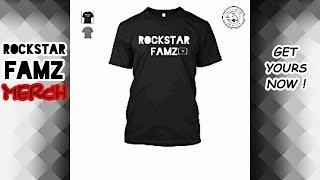 Thanks to the ROCKSTAR FAMZ !