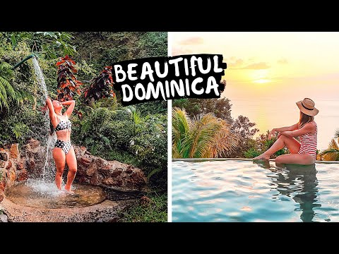 The Best Things to do in Dominica - Travel Vlog
