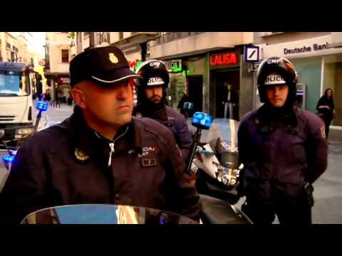 Alerta Andalucía |  Prog 7. El inspector Martos, un veterano de la policía local malagueña