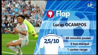 OM 1-1 Angers : les Tops et les Flops