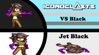 ICONOCLASTS OST - Jet Black (VS Black)