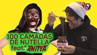 Baixar 100 CAMADAS DE NUTELLA - ft. Anitta
