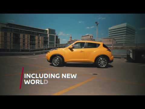 Nissan Juke with 360-degree, 4K built-in camera