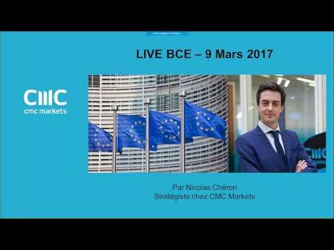 Live BCE - 9 Mars 2017