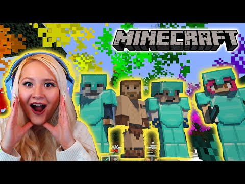 РОЖДЕН ДЕН В Minecraft