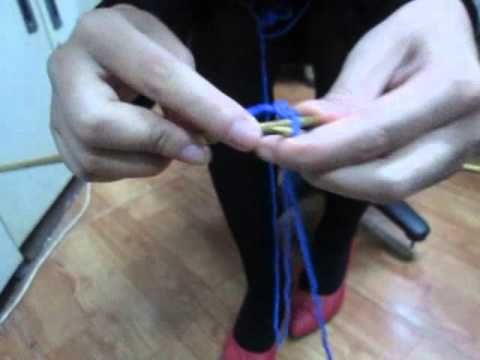 Hướng dẫn đan áo Nam (Clip 1)