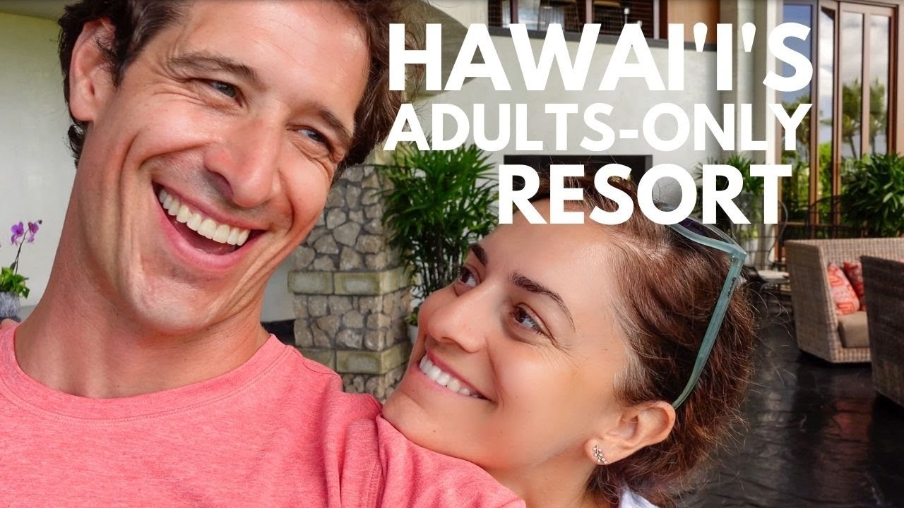 Is This the Best Maui Resort for a Honeymoon?  | Hawaii's only adults-only hotel tour