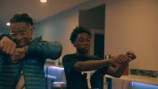 Смотреть клип Lil Gotit Ft. Slimeball Yayo - No Talking