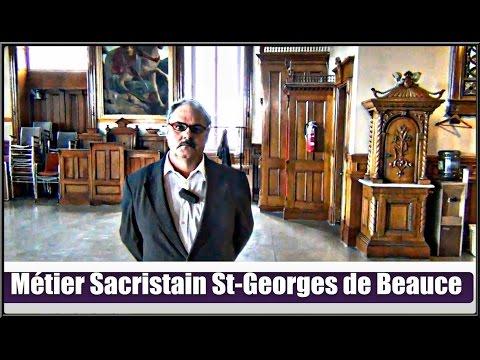 Métier Sacristain  (Hier à Aujourd`hui)