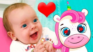 Maya and Mary - I Love You song | Collection of lullabies for children
