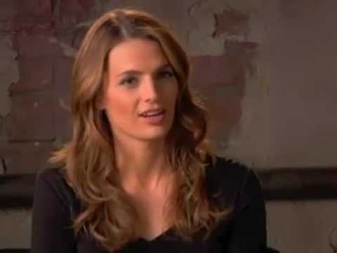 Stana Katic talks out Kill S and her relationship with Castle