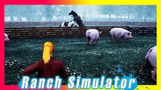 Ranch Simulator - Un duro entrenamiento 🐎 - Cap. 64 NM - Gameplay Español