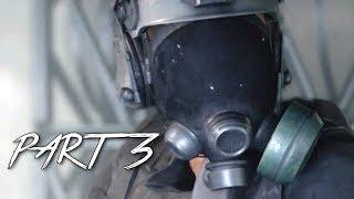 RESIDENT EVIL 7 NOT A HERO Walkthrough Gameplay Part 3 - Escape (RE7 DLC)