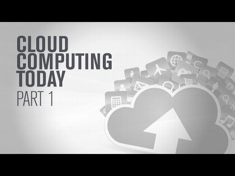 Cloud computing: innovation and new engagement models