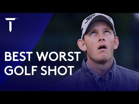 Is this the best, worst golf shot ever?