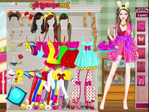 Игра Барби Одевалки (Barbie DressUp)
