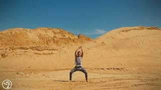 Dan Farber Bellydancer ZUMBA Choreography By Zin Perekin Anton