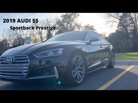 2019 Audi s5 Sportback Prestige   FULL REVIEW