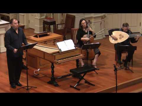 Monteverdi: Sí dolce è'l tormento (Si dolce), Voices of Music, Thomas Cooley (1080p)