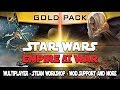 Star Wars: Empire at War Update! Multiplayer, Steam Workshop and more.