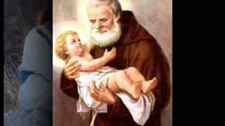 「祈りの園」ペトロ神父が「イエスのごとく」を歌っています。