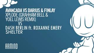Скачать Avancada Vs Darius Finlay Xplode VS Shelter AvB Mash Up Armind