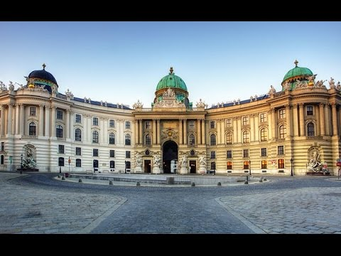 Vienna Austria Hofburg
