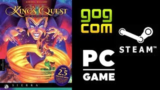 King's Quest VII: The Princeless Bride Gameplay Walkthrough NO COMMENTARY